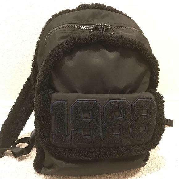b43e3960cc fenty puma Handbags - FENTY Puma backpack Sherpa great cond